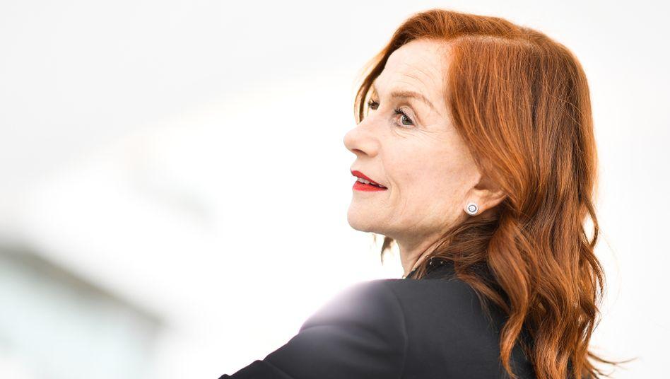 """Schauspielerin Huppert: """"Es ist nur eine Story, kein politisches Statement"""""""
