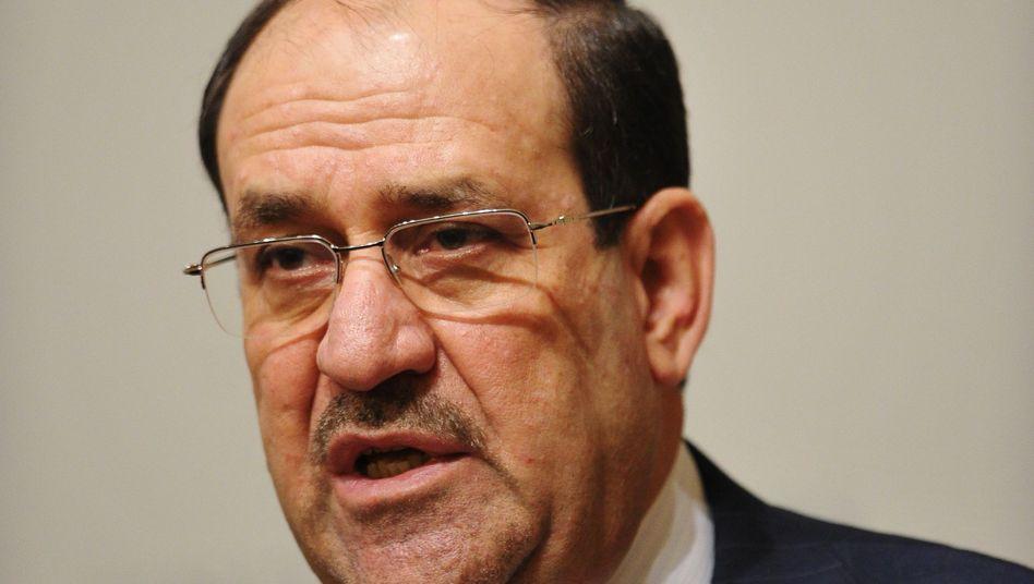 """Irakischer Premier Maliki: """"Er muss gehen"""""""