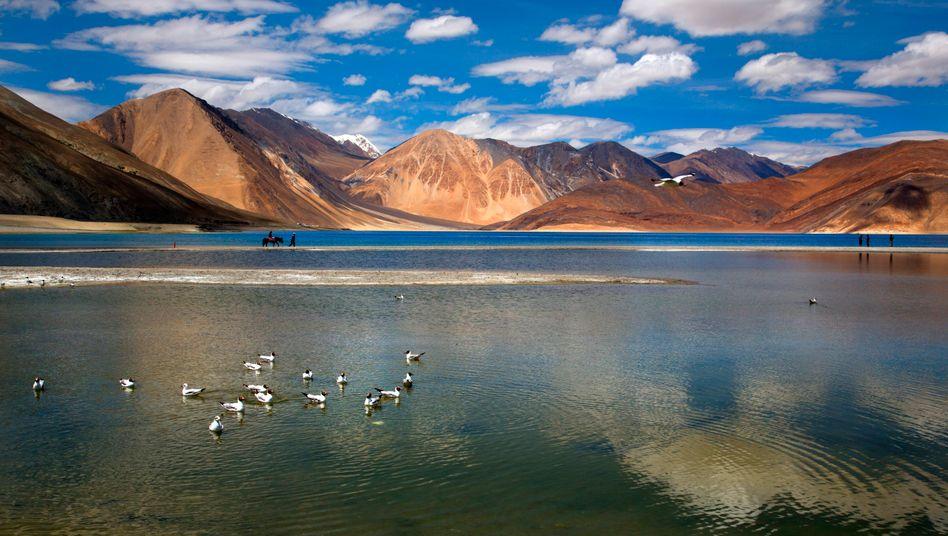 Grenzregion Ladakh (Archivbild von 2016): Konflikt wieder aufgeflammt