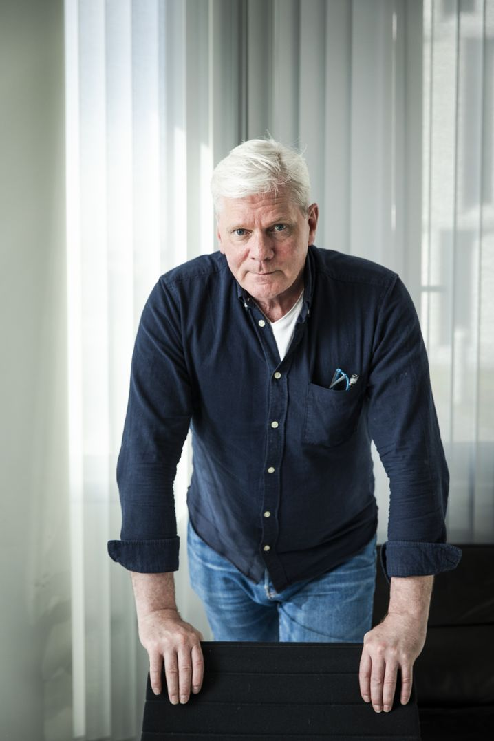 "WikiLeaks Editor-in-Chief Kristinn Hrafnsson: ""I am aware of the dangers that come with the job."""