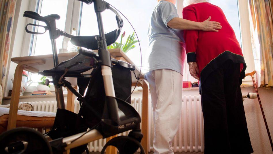 Pflegefinanzierung wird reformiert: Spahn will Pflegebedürftige langfristig entlasten