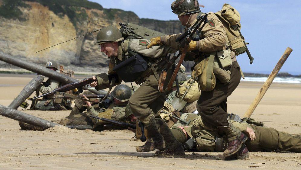 D-Day-Jubiläum: Die historische Schlacht