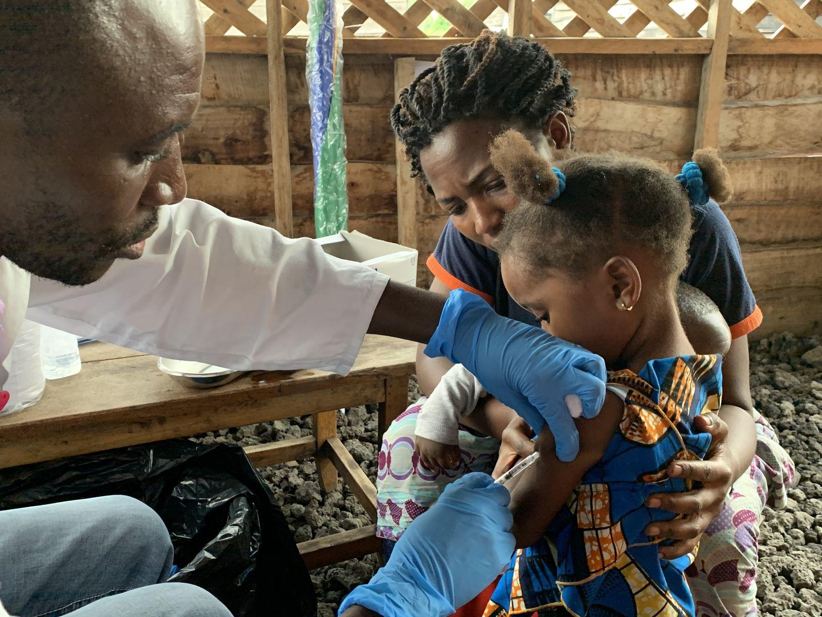 Over 6,000 deaths in measles outbreak in Democratic Republic of the Congo, Goma, Congo The Democratic Republic Of The - 12 Dec 2019