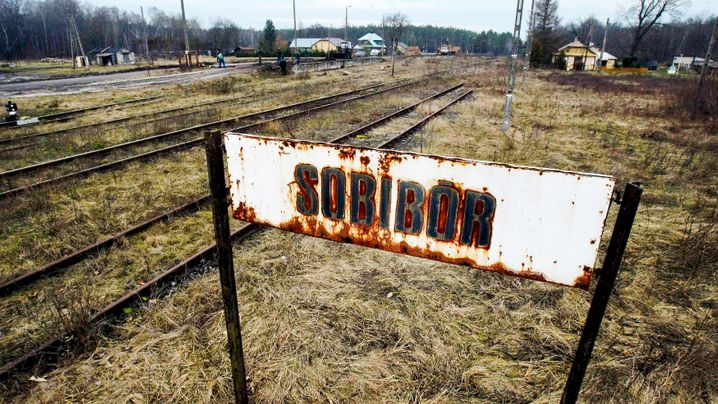 """Flucht aus Sobibor: """"Lasst die Welt wissen, was hier geschehen ist!"""""""