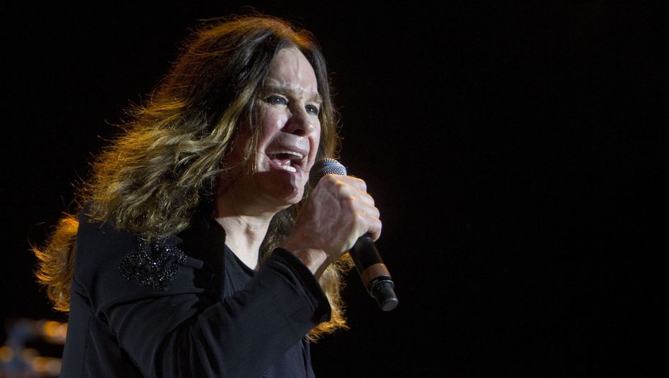 Ozzy Osbourne will trotz Parkinson-Diagnose zurück auf die Bühne