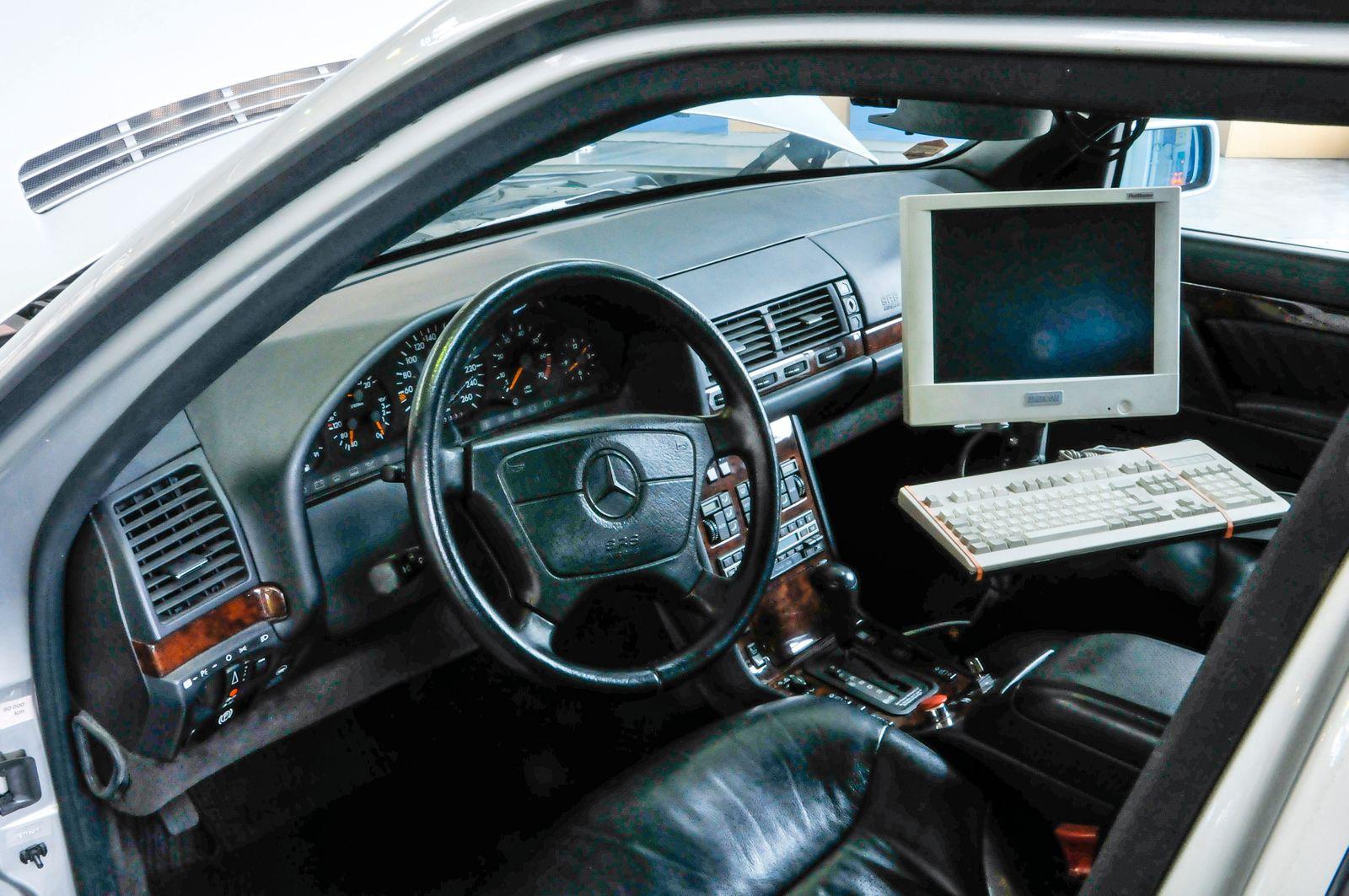 Mercedes S-Klasse W140 / S-Klasse (Baureihe 140) Prometheus VaMP / Vita2