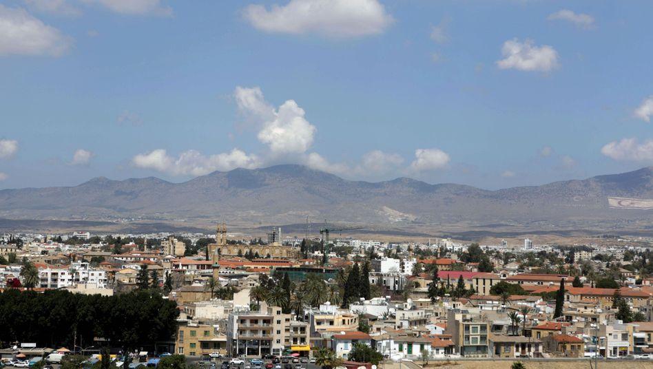 Hauptstadt Nikosia