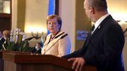 Israels Premier Bennett bezeichnet Merkel als moralischen Kompass Europas