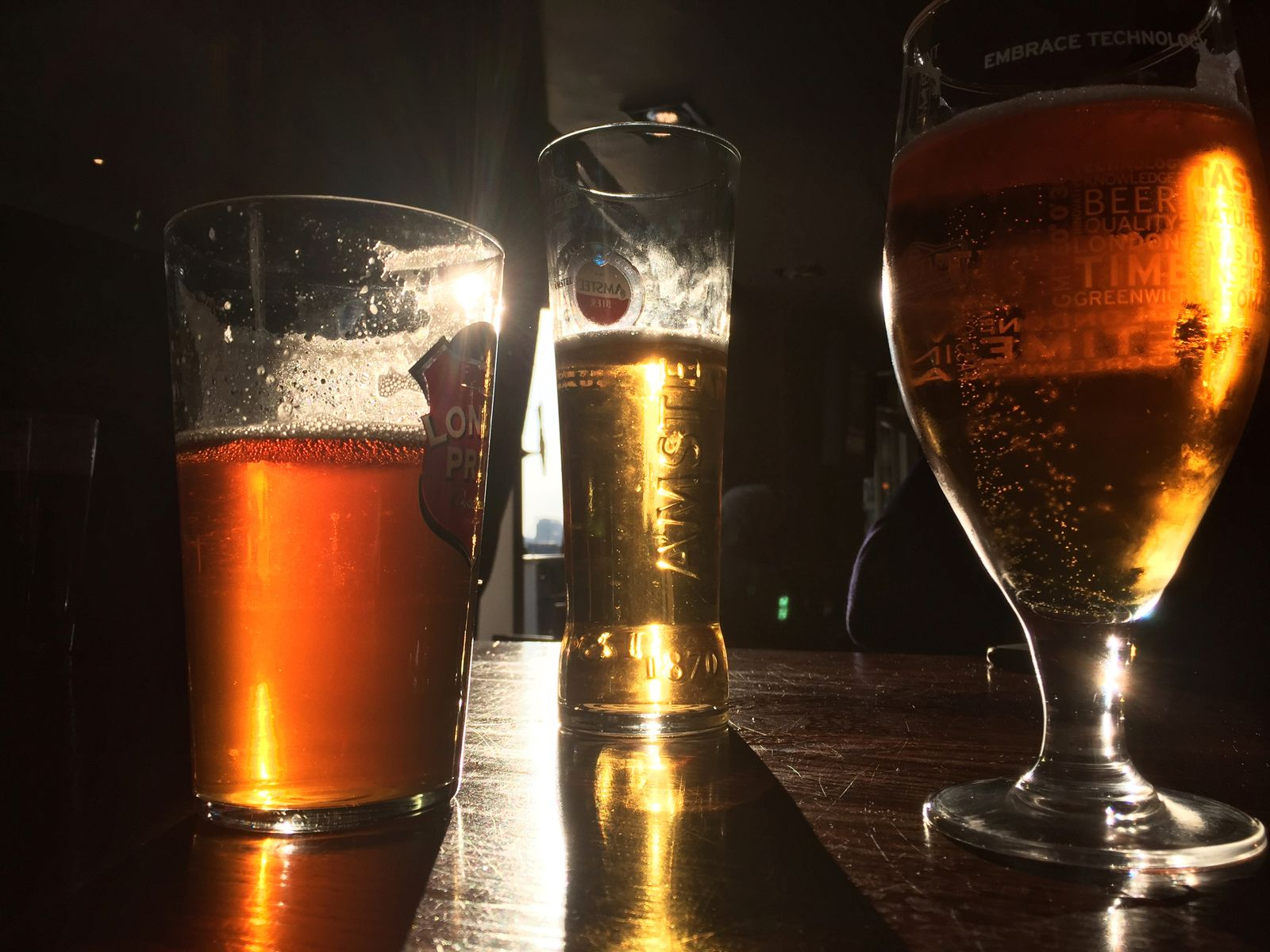 Pub Bier England