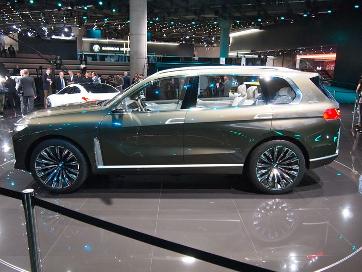 Der BMW Concept X7