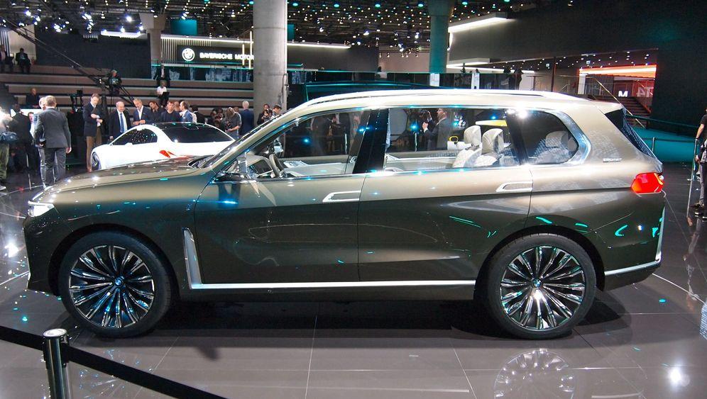 Luxus-SUV auf IAA: Von P8 bis X7 - die dicksten SUV der IAA