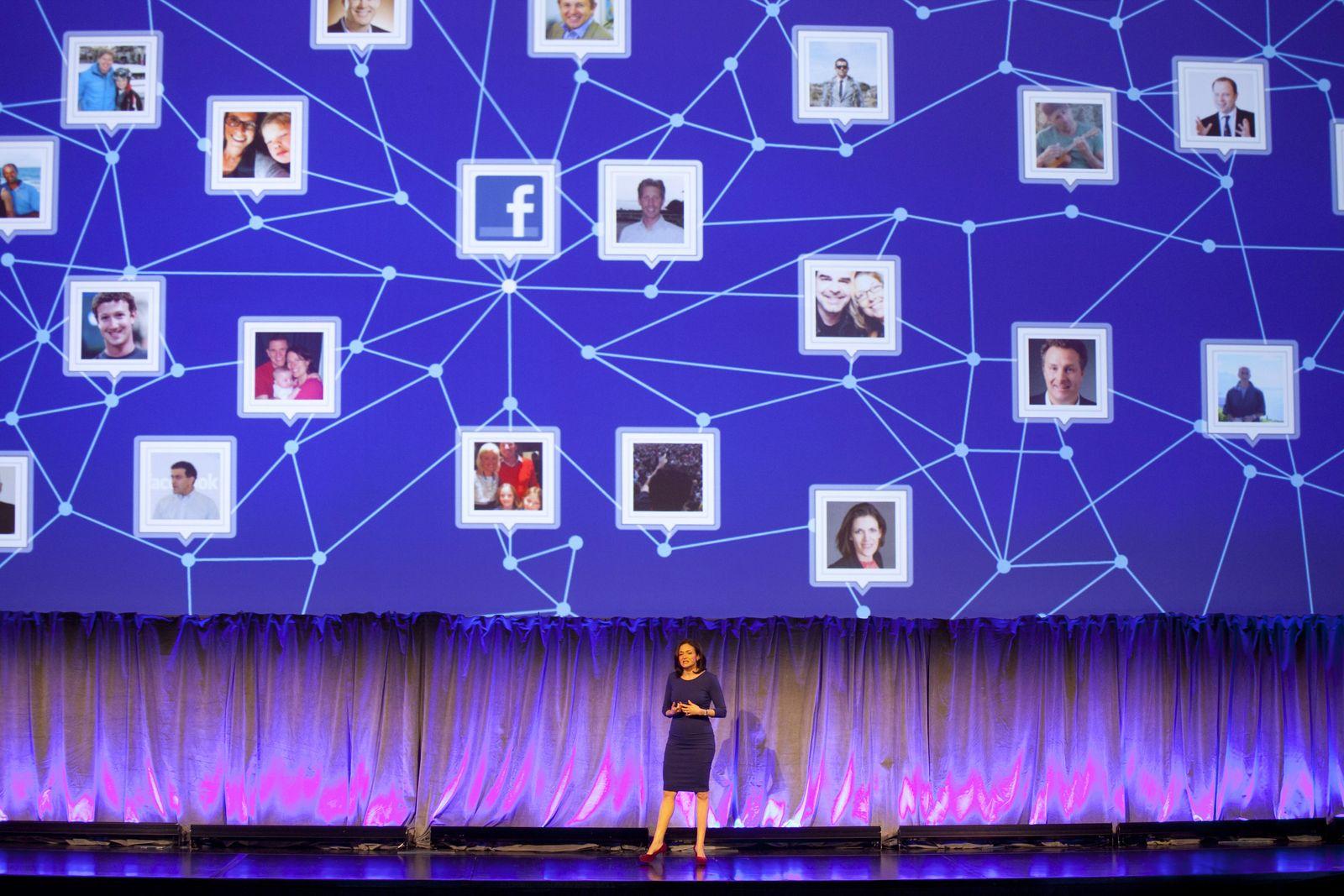 Facebook Marketing Sandberg