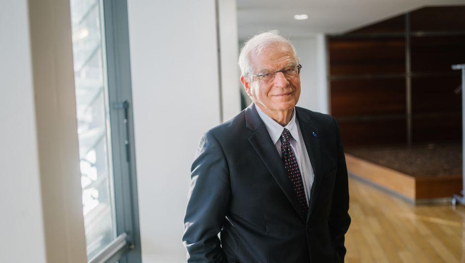 EU-Außenbeauftragter Borrell: »Zurückdrängen, eindämmen, verhandeln«