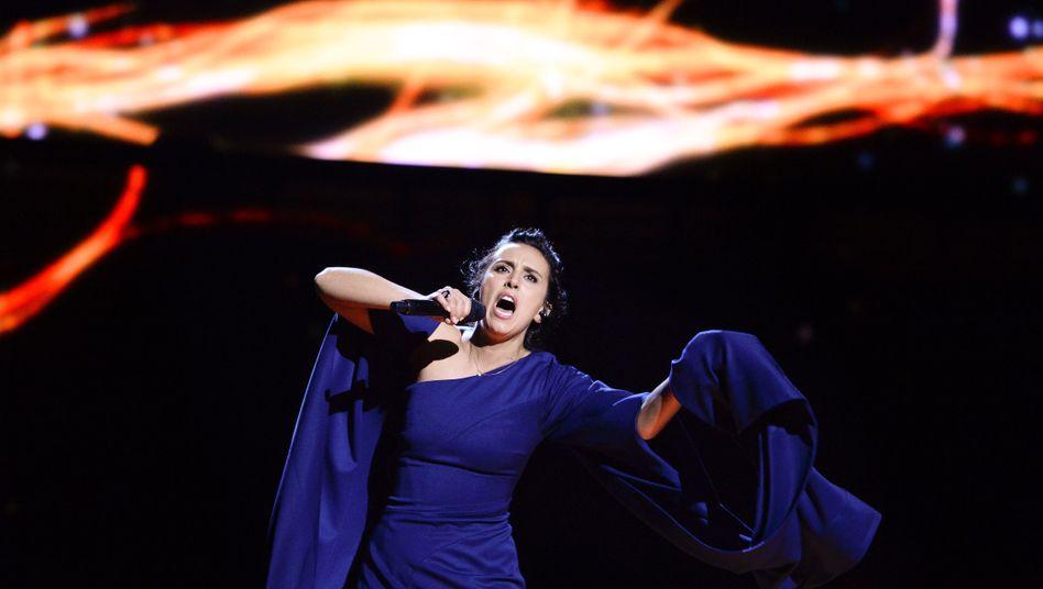 ESC-Siegerin Jamala: Die Ukraine und ihr trauriges Lied von der Krim