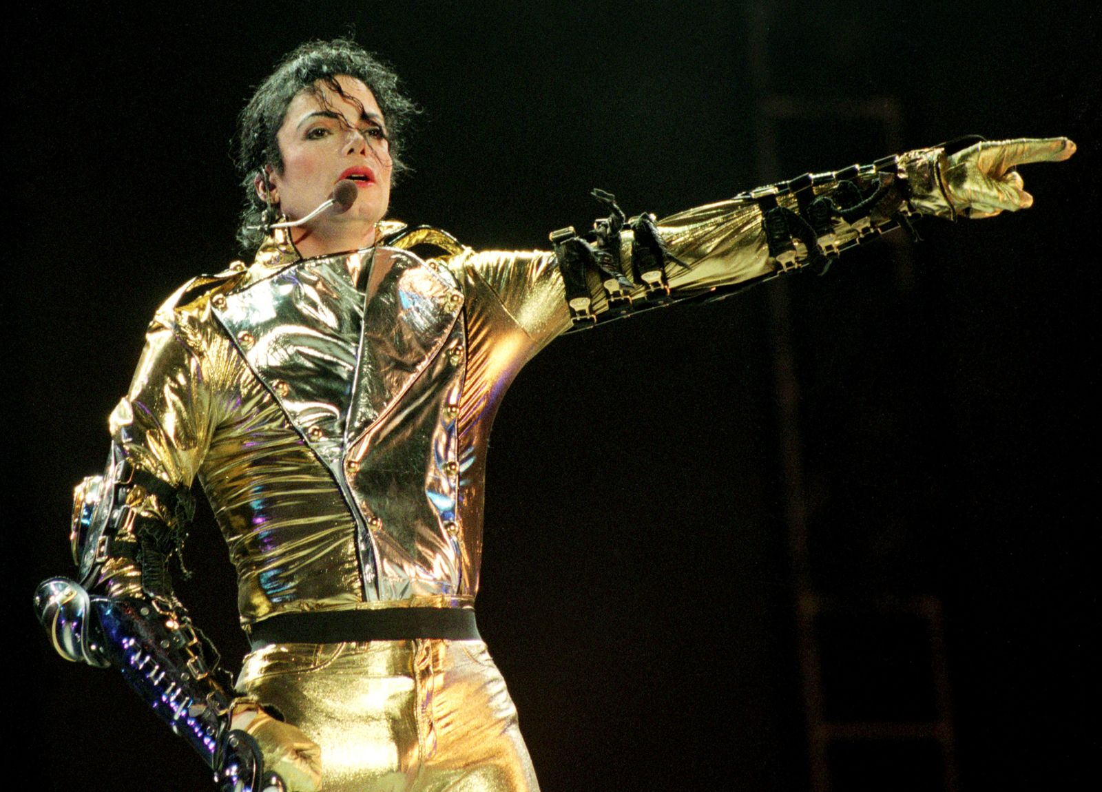 Michael Jackson / Bühne