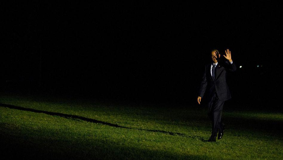 US-Präsident Obama: Im Wahlkampf wird der Präsident zur Belastung für die Demokraten