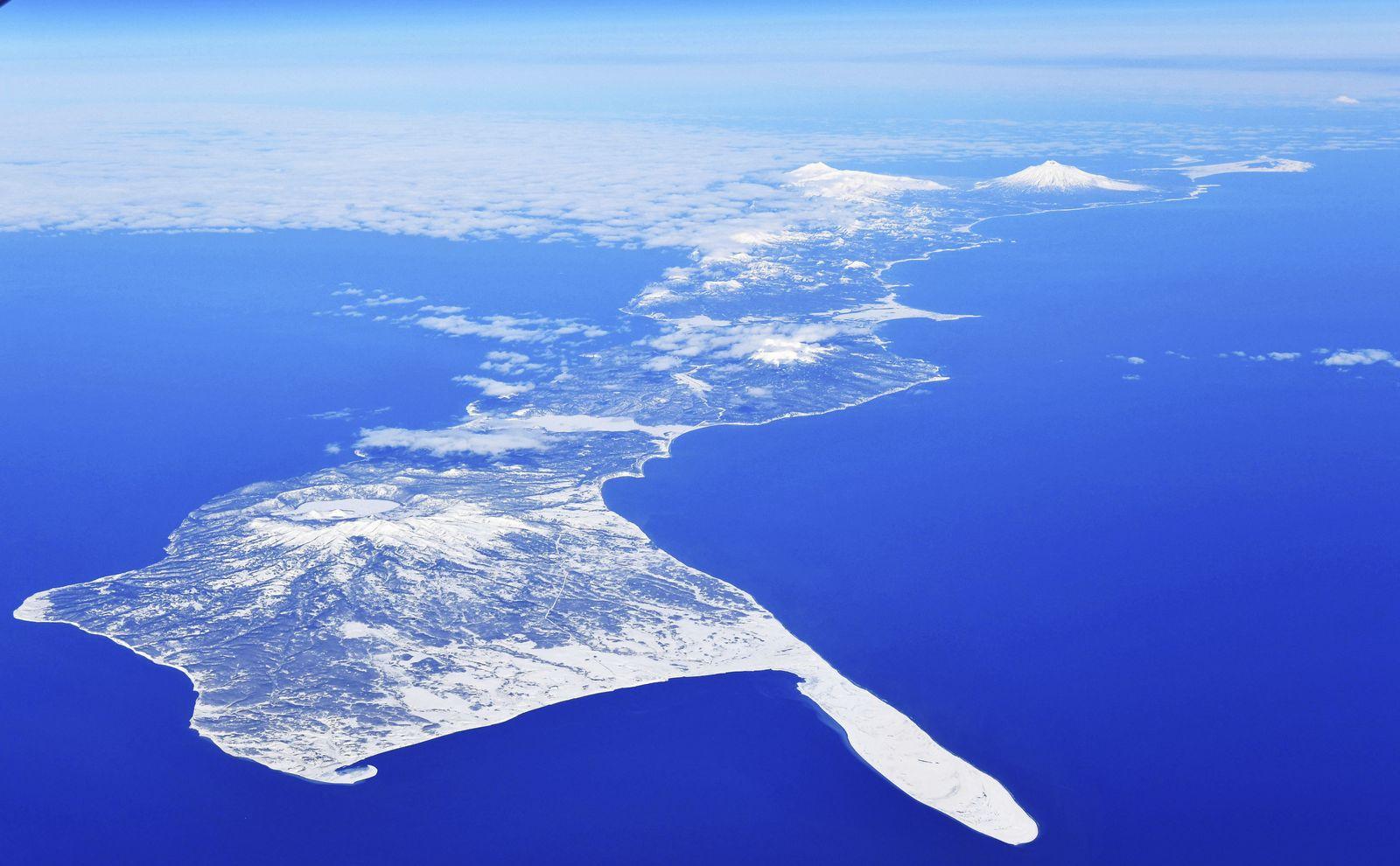 Inseln/ Inselgruppe/ Russland/ Japan/ Northern Territories