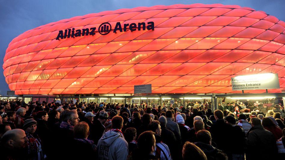 Münchner Arena: Offizieller Bewerber als Austragungsort der EM 2020