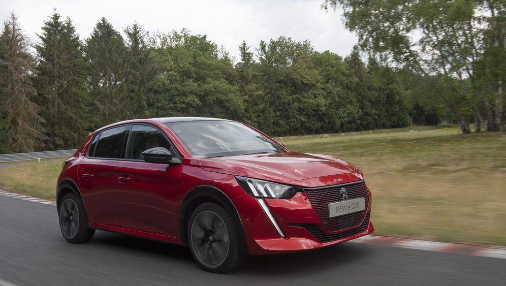 Fotostrecke: Peugeots dezenter Stromer