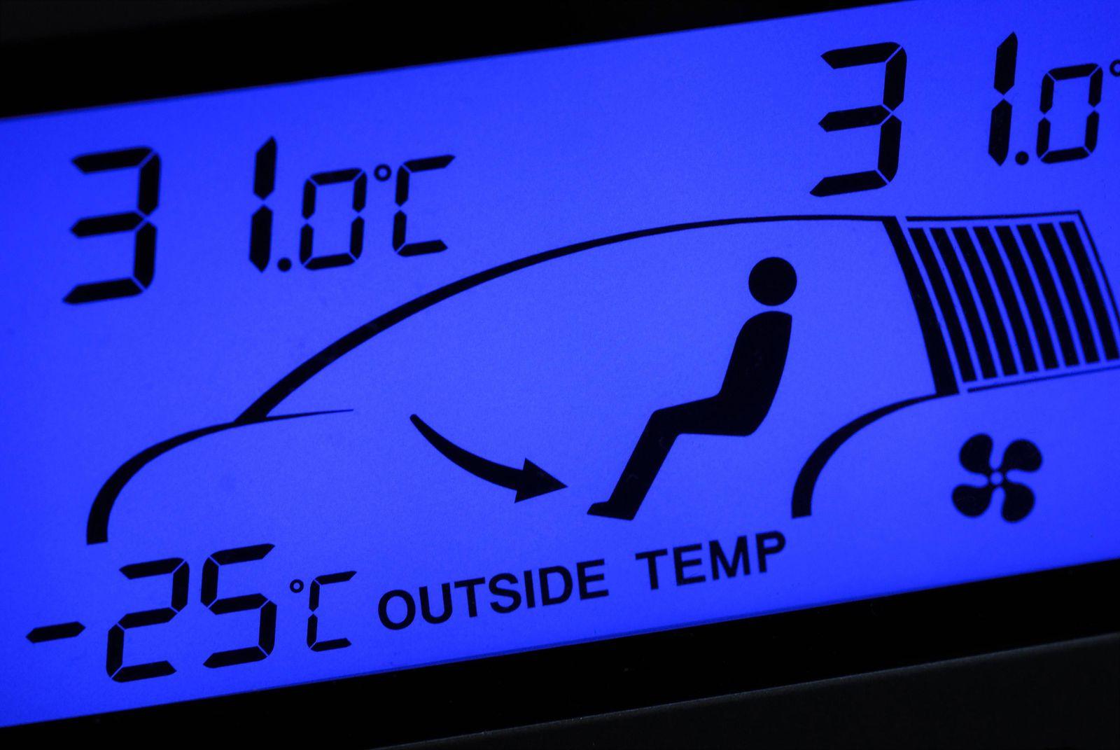 EINMALIGE VERWENDUNG Klimaanlage / Kältemittel