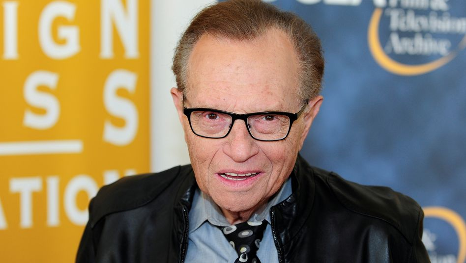 Talklegende Larry King (2013)
