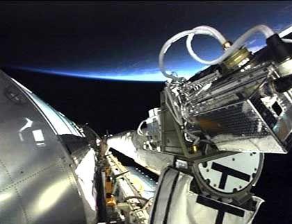 """Shuttle """"Discovery"""" vor der Eerde: Vorerst kein Rettungsflug geplant"""