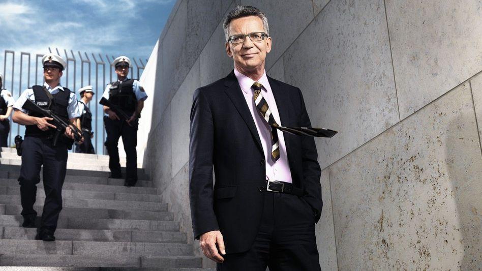 CDU-Politiker de Maizière