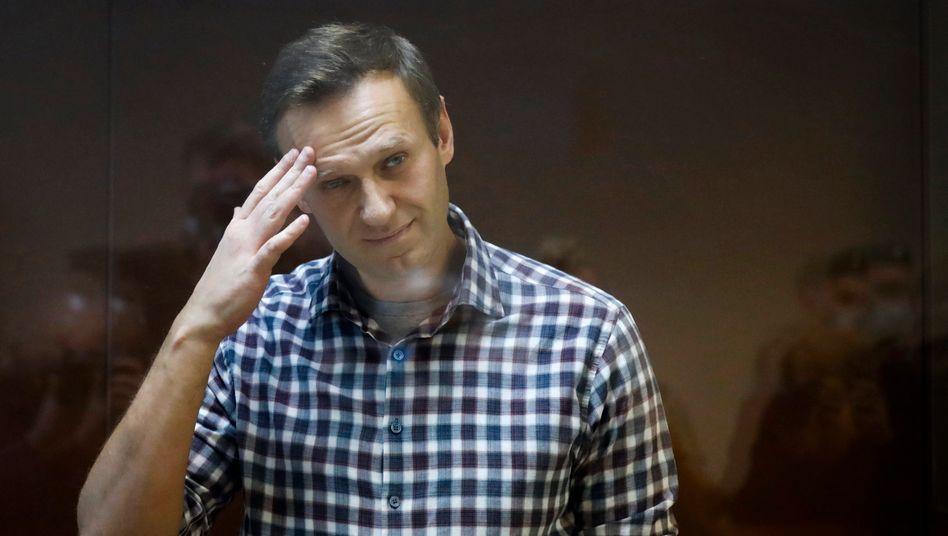 Alexej Nawalnys gesundheitlicher Zustand verschlechtert sich (Archivbild)