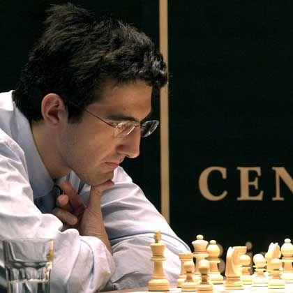 Weltmeister Wladimir Kramnik: Vielleicht der letzte, der die Maschine bezwingt