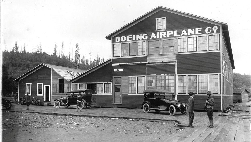 Jubiläum: Bilder aus 100 Jahren Boeing