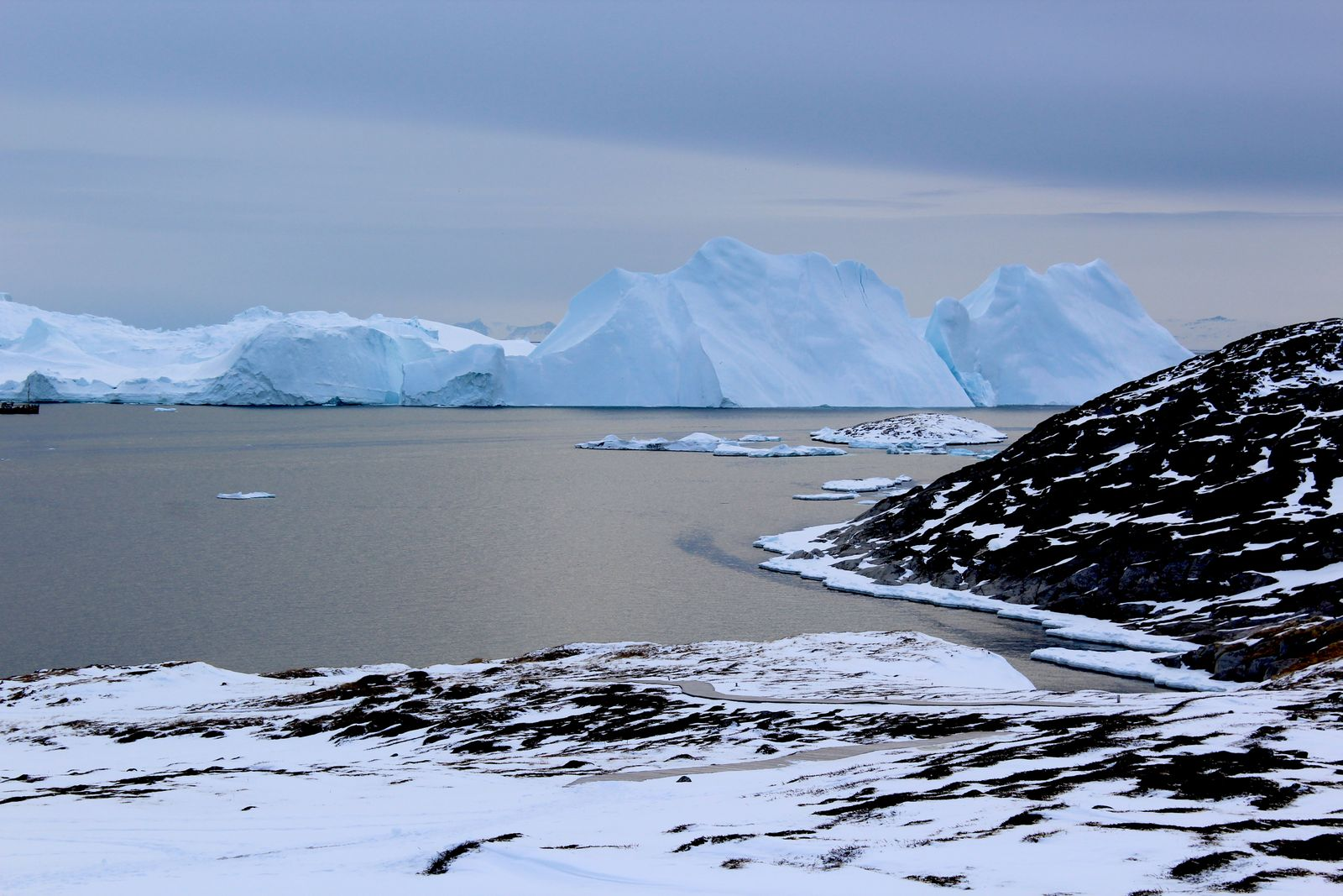 Erderwärmung Grönland