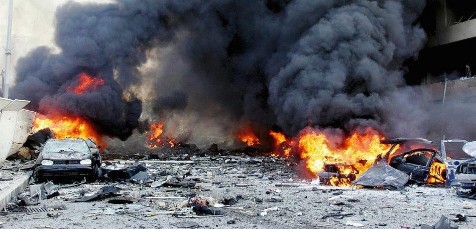 Anschlag auf Hariri 2005