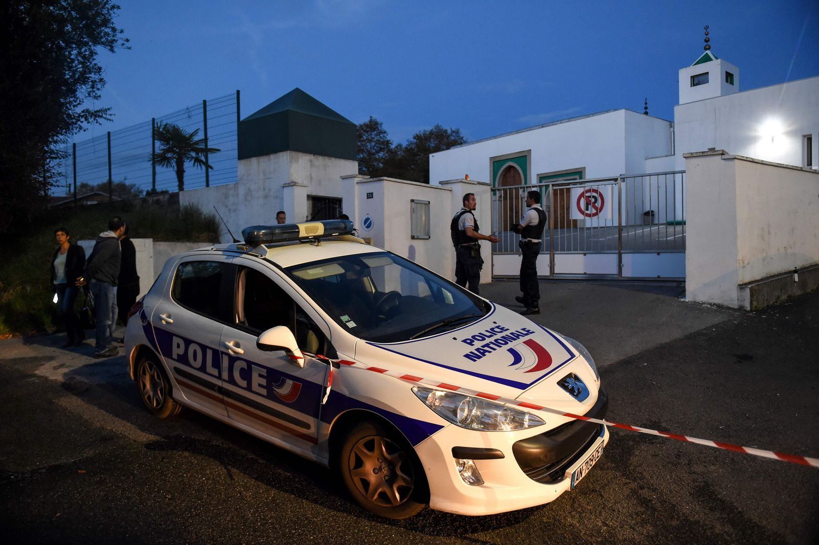 FRANCE-MOSQUE-ATTACK