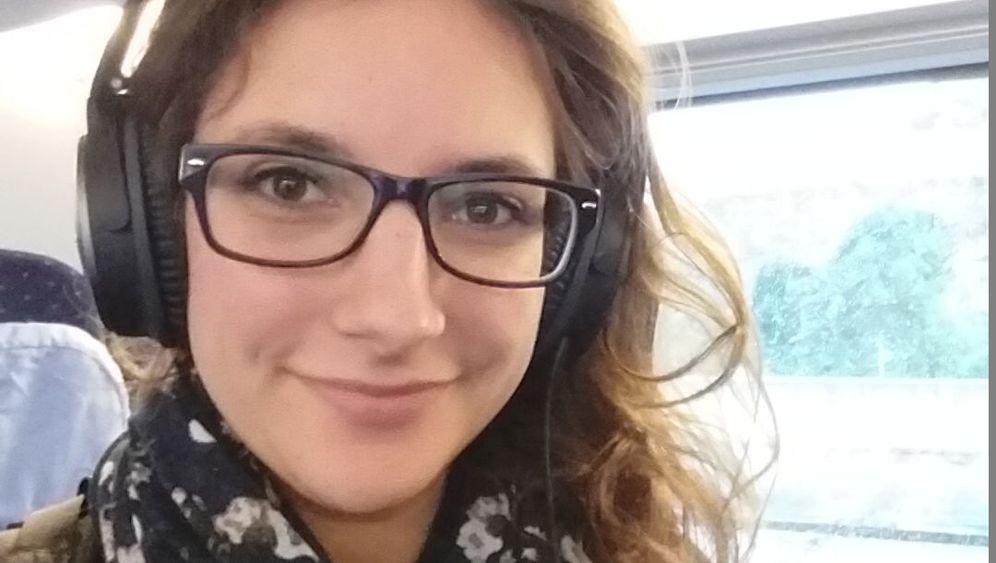 """Studentin wohnt in der Bahn: """"Ich habe viel Freiheit"""""""
