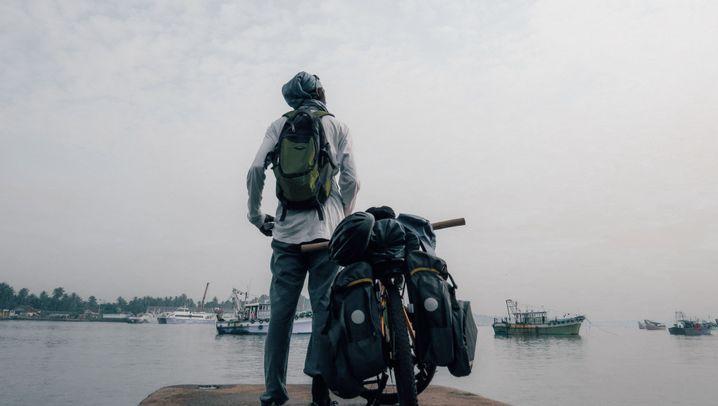 Quer durch Indien: Radeln für die Nachhaltigkeit
