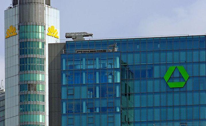 """Dresdner Bank, Commerzbank in Frankfurt: Die """"deutsche Lösung"""" kommt - die chinesische Kaufinteressenten blitzen ab"""