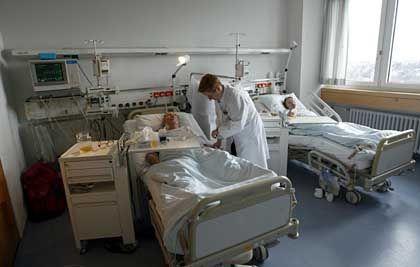 Mainzer Uni-Klinik: Defizite im Gesundheitssystem soll ein neuer Gesundheitsfonds ausgleichen