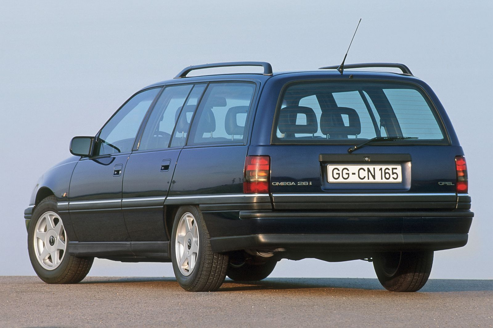 Opel Omega A Caravan, 1993