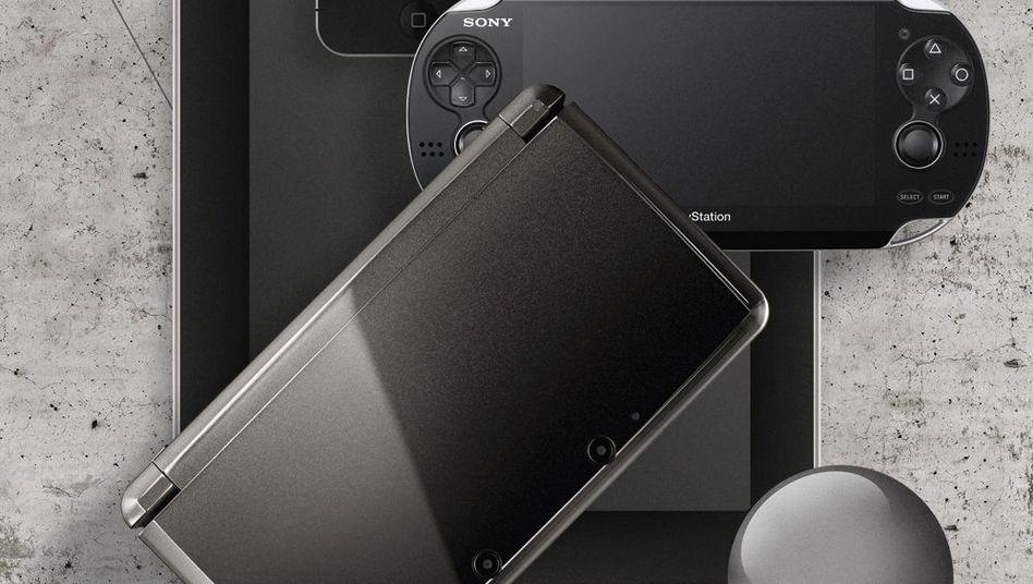 iPhone, iPad, Sony NGP, 3DS: Mobiles Spielen ist längst Mainstream