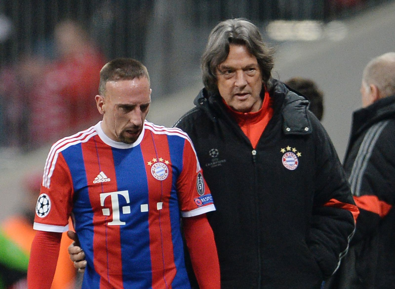 FC Bayern München - FranckRibéry