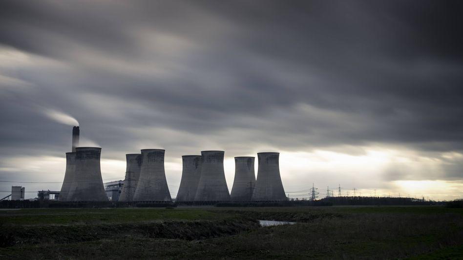 Das Eggborough Power Station im englischen Yorkshire musste bereits 2018 schließen: Bis 2024 folgen alle anderen britischen Kohlemeiler