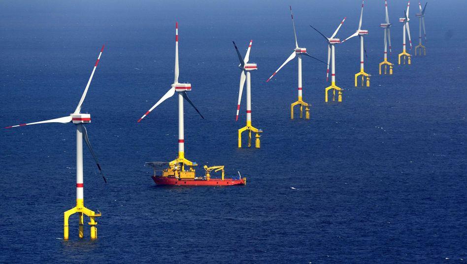 """Offshore-Windpark """"Bard 1"""" (im August 2013): Wiedereröffnung verschoben"""