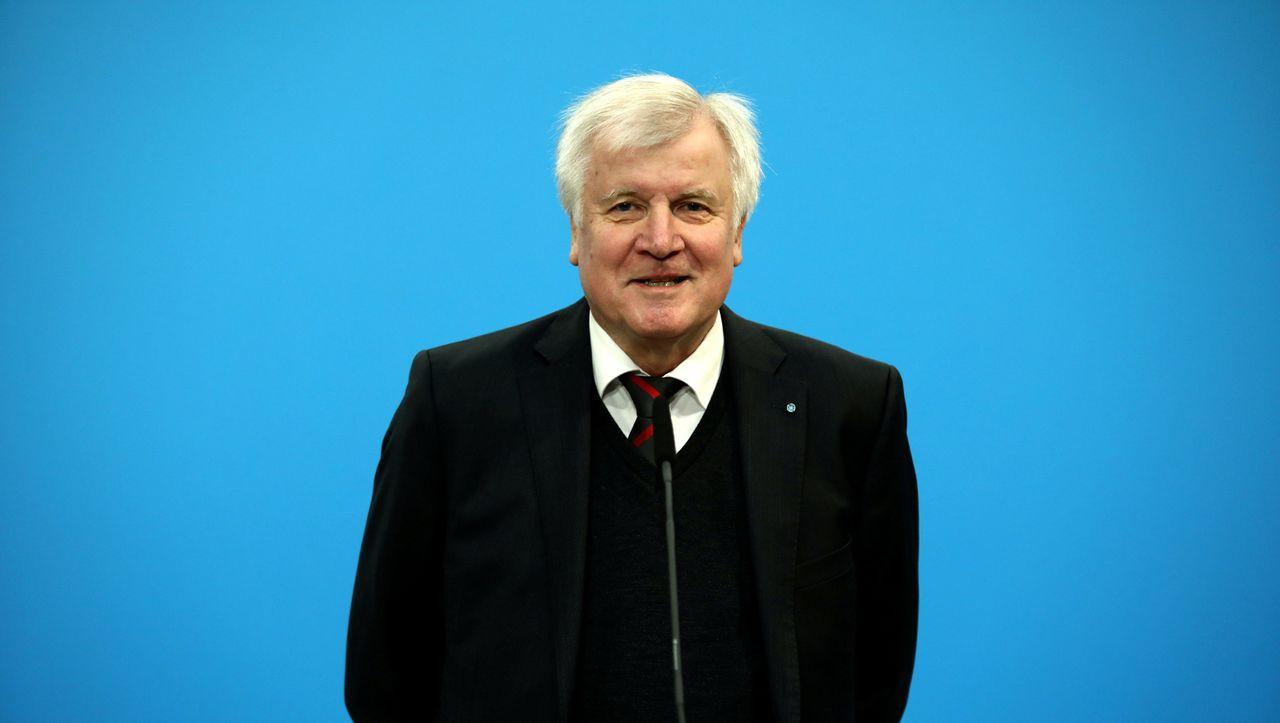 Seehofer Der Islam Gehört Nicht Zu Deutschland