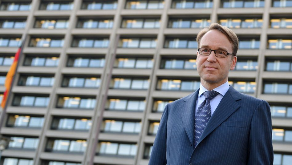 Bundesbank-Chef Weidmann: Vertrauen in Euroraum wiederherstellen