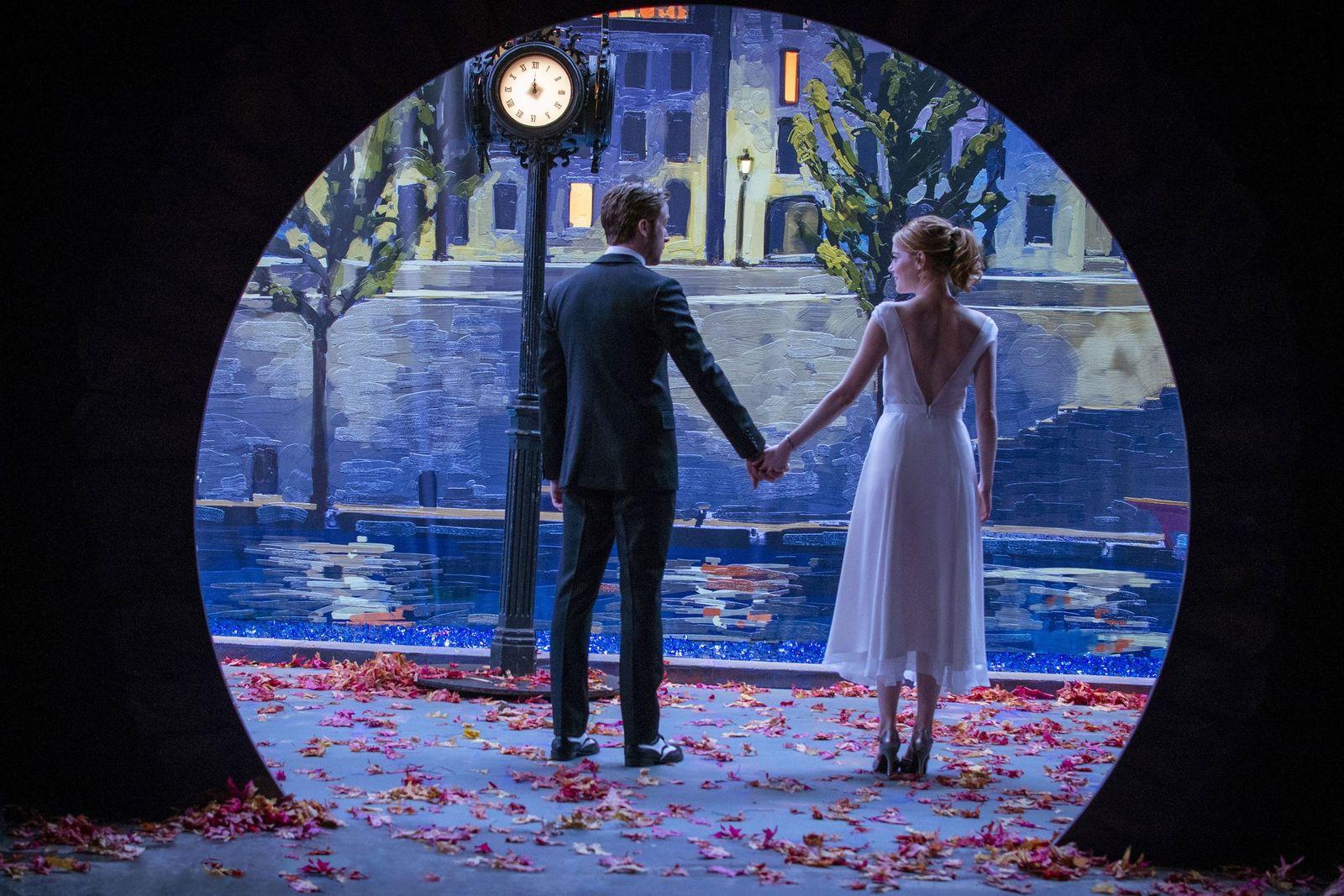 EINMALIGE VERWENDUNG Film/ La La Land