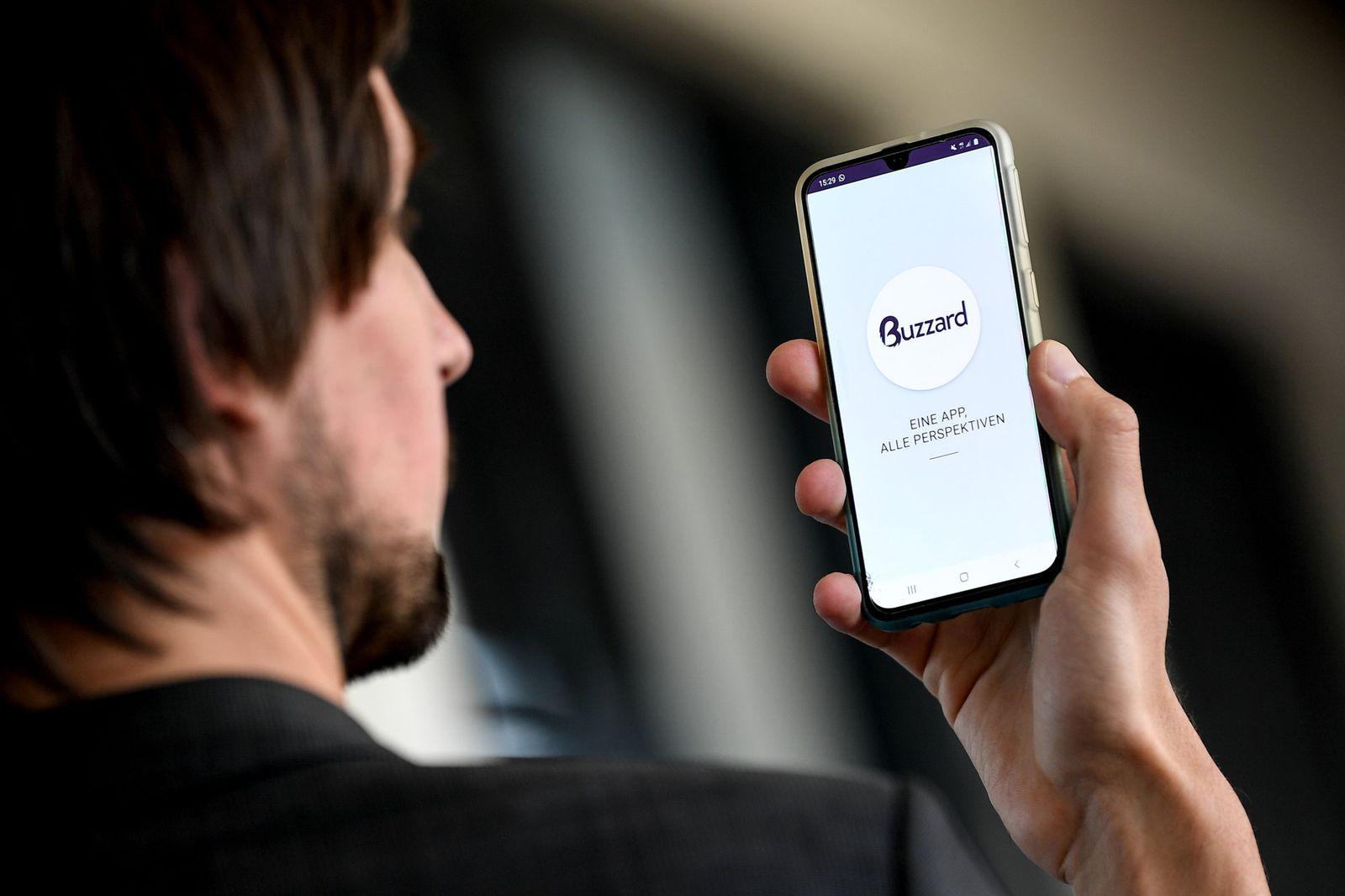 Medien-Startup ´The Buzzardª startet erste News-App