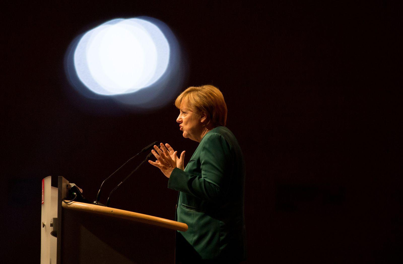 Merkel/ Alternativlos/