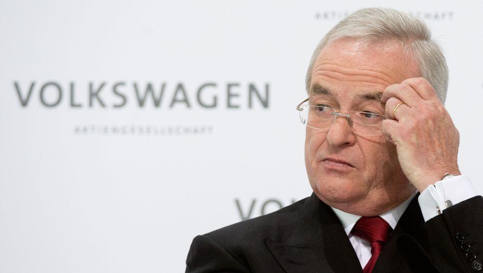 Ex-VW-Chef Winterkorn: Wer wird für den Schaden geradestehen?