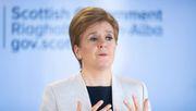 """Schottlands Regierungschefin wirft Boris Johnson """"Ruchlosigkeit"""" vor"""