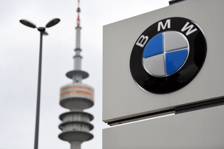 BMW hat im Corona-geprägten ersten Halbjahr deutlich weniger Fahrzeuge ausgeliefert